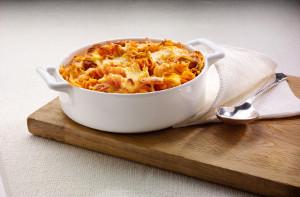 budget family crunchy tuna pasta bake recipe