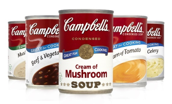 A Condensed History Of Soup Campbell S Soup