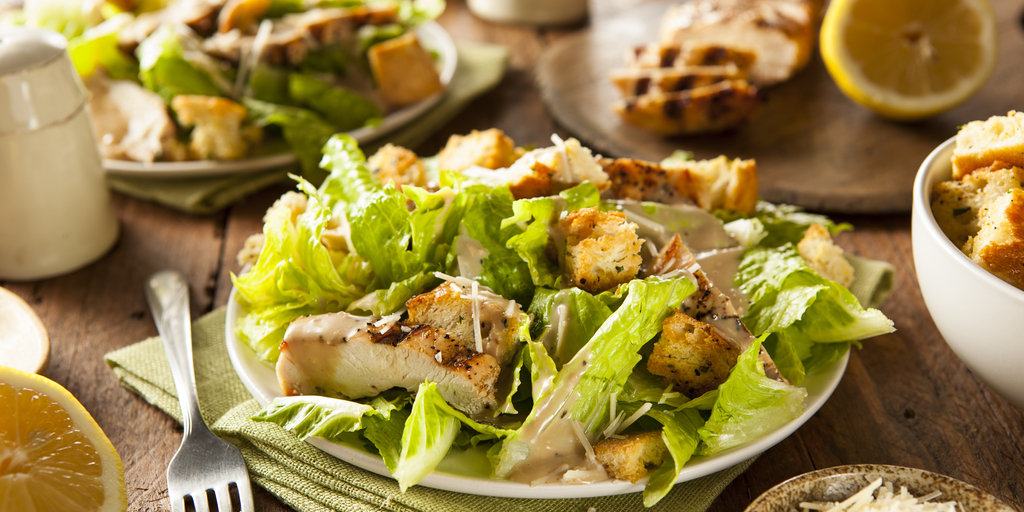 Campbell's Chicken Soup Caesar Salad