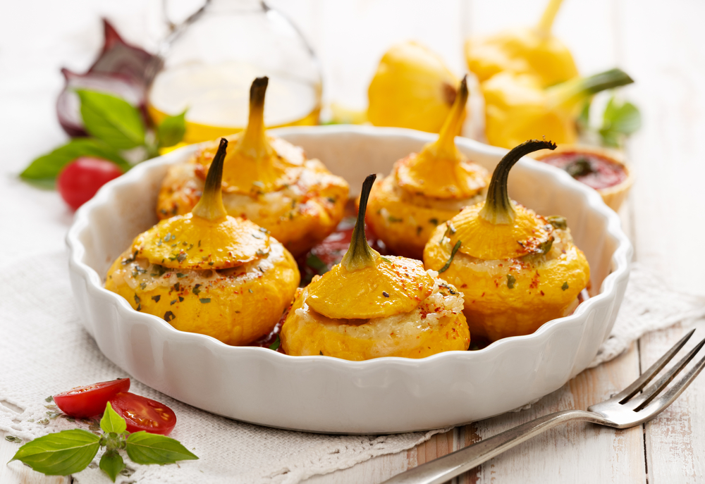 campbells stuffed squash