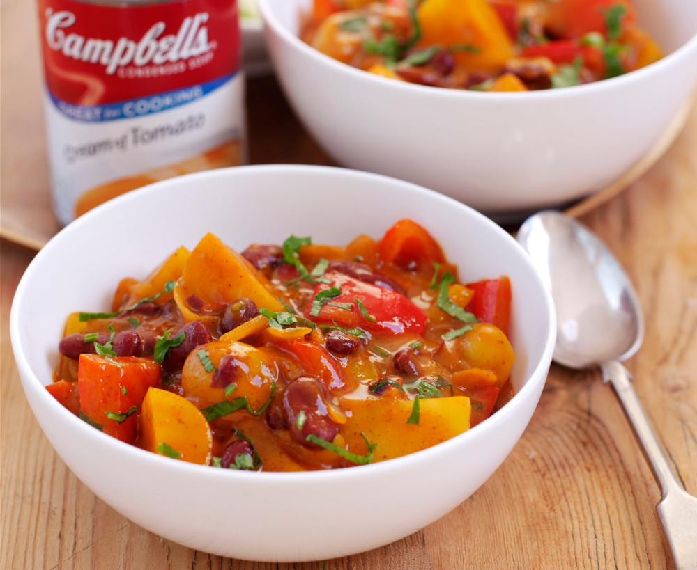 Chunky Summer Vegetable Chilli