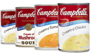 campbells soup cans