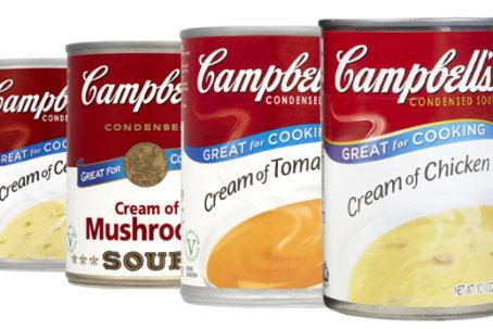 campbells soup cans