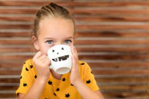 Campbell's Halloween mug