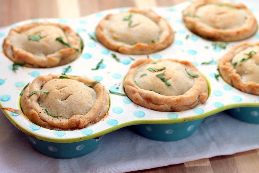 Muffin Tin Pin Pies