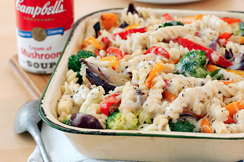 Campbell S Amazing Pasta Recipes Campbell S Soup Uk