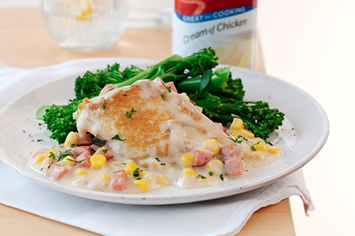 10 Best Campbell Soup And Chicken Breasts Recipes