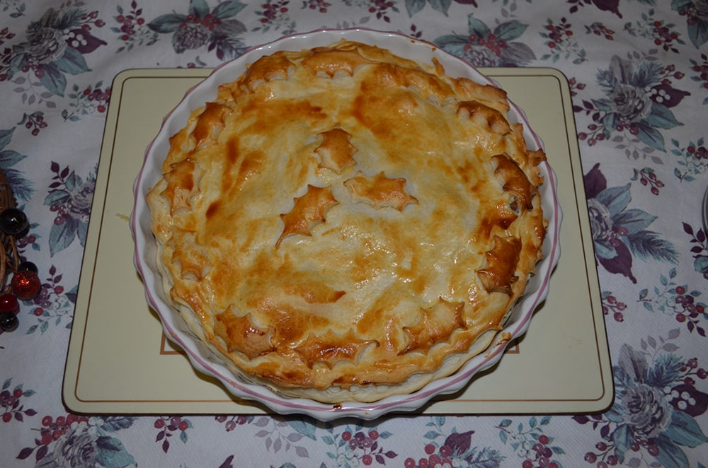 Simple Festive Leftover Pie Recipe